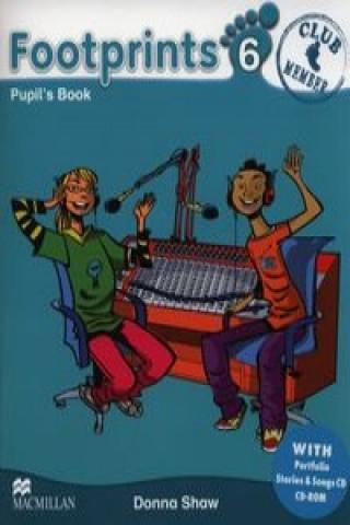Footprints 6 Pupil's Book Pack