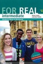 FOR REAL Intermediate Level Student's Pack (Student's Book / Workbook + Links + Links CD + CD-ROM)