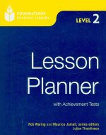 Foundations Reading Library 2: Lesson Planner