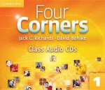 Four Corners Level 1 Class Audio CDs (3)