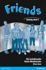 Friends 1 (Global) Activity Book