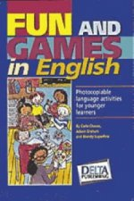 Fun and Games In English - Book and CD Pack