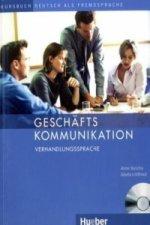 Geschäftskommunikation Verhandlungssprache, Kursbuch m. Audio-CD