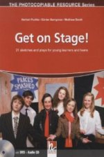 Get on Stage!, w. DVD and Audio-CD