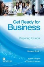 Get Ready for Business 2 Student's Book B1+ Intermediate