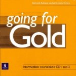 Going for Gold Intermediate Class CD 1-2