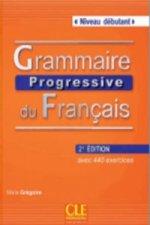 Grammaire progressive du francais - 2me édition - Livre + CD audio