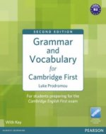 Grammar and Vocabulary for Cambridge First (2nd Edition) with Answer Key a Longman Dictionaries Online Access