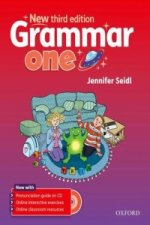 Grammar One Student's Book with Audio CD (3rd Edition)