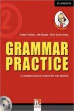 Grammar Practice Level 2 with CD-ROM