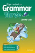 Grammar Three Student's Book with Audio CD (3rd Edition)