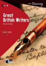 GREAT BRITISH WRITERS Book + CD