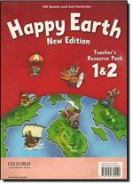 Happy Earth 1-2 New Edition Teachers Resource Pack
