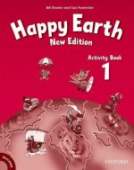 Happy Earth: 1: Activity Book and MultiROM Pack