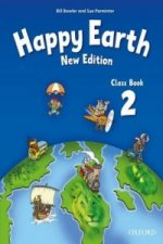 Happy Earth: 2 New Edition: Class Book