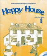 Happy House 1: Answer Book and Multi-ROM Pack