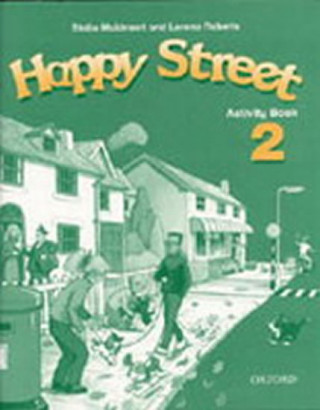 Happy Street: 2: Activity Book