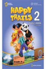 Happy Trails 2 Pupils Book + Key