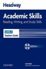 Headway Academic Skills: 2: Reading, Writing, and Study Skills Teacher's Guide with Tests CD-ROM