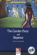 The Garden Party and Sixpence, w. Audio-CD