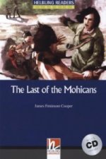 The Last of the Mohicans, w. Audio-CD