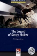 The Legend of Sleepy Hollow, w. Audio-CD