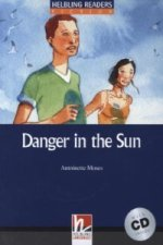 Danger in the Sun, w. Audio-CD