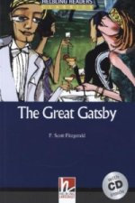 The Great Gatsby, w. Audio-CD