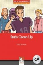 HELBLING READERS Blue Series Level 5 The Stub Grows Up + Audio CD (Paul Davenport)