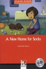 A New Home for Socks, w. Audio-CD