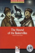 The Hound of the Baskervilles, w. Audio-CD
