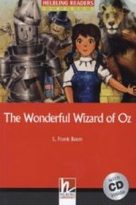 The Wonderful Wizard of Oz, w. Audio-CD