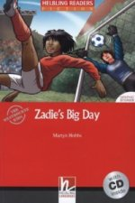 HELBLING READERS Red Series Level 1 Zadie's Big Day + Audio CD (Martyn Hobbs)