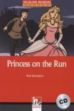 Princess on the Run, w. Audio-CD