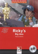HELBLING READERS Red Series Level 2 Ricky's Big Idea + Audio CD ( Martyn Hobbs)