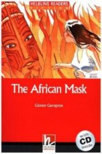The African Mask, w. Audio-CD