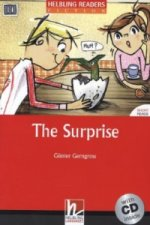 The Surprise, w. Audio-CD