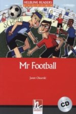 Mr Football, w. Audio-CD
