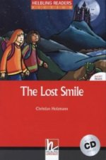The Lost Smile, w. Audio-CD