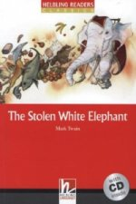 The Stolen White Elephant, w. Audio-CD