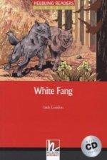 White Fang, mit 1 Audio-CD, m. 1 Audio-CD