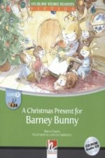 A Christmas Present for Barney Bunny, w. Audio-CD/CD-ROM