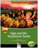 Sam and the Sunflower Seeds, w. Audio-CD/CD-ROM