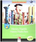 Henry Harris Hates Haitches, w. Audio-CD/CD-ROM