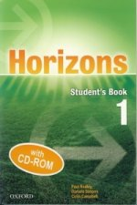 HORIZONS 1 STUDENTS BOOK+CD