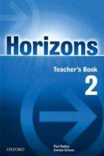 Horizons 2: Teacher's Book