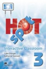 Hot Spot Level 3 IWB CD Rom (single)
