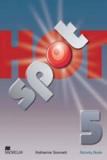 Hot Spot Level 5 Activity Book International