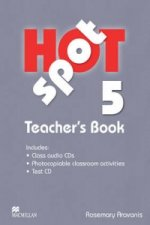 Hot Spot Level 5 Teachers Book Pack International