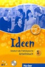 Arbeitsbuch, m. Audio-CD u. CD-ROM